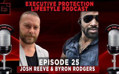 Executive Protection Lifestyle Podcast EP 25: Your Network = Your Networth