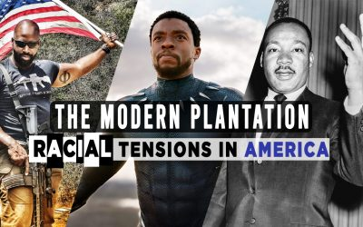 The Modern Plantation: A tribute to Chadwick Boseman and Martin Luther King