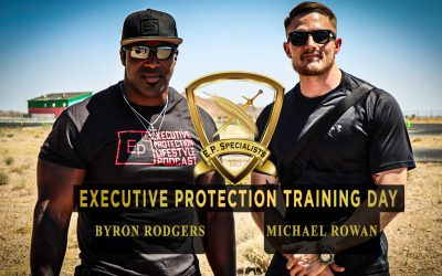 Executive Protection Training Day