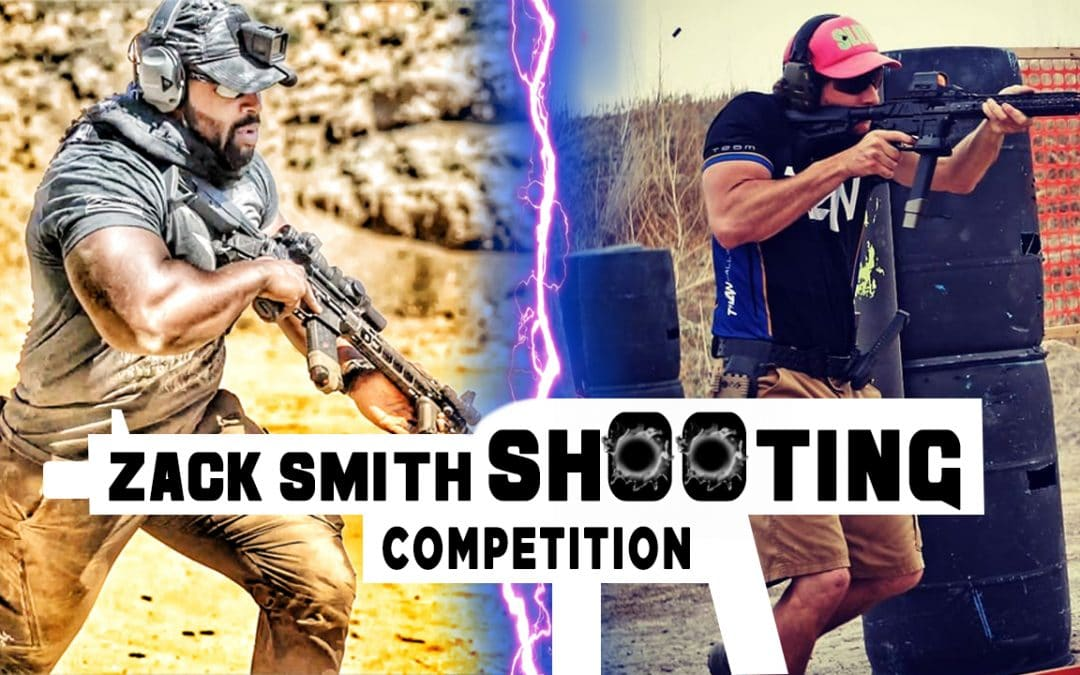 Zack Smith SHOOTING Competition