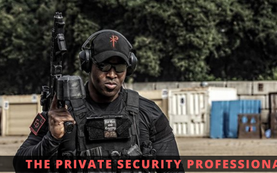 The Private Security Professional
