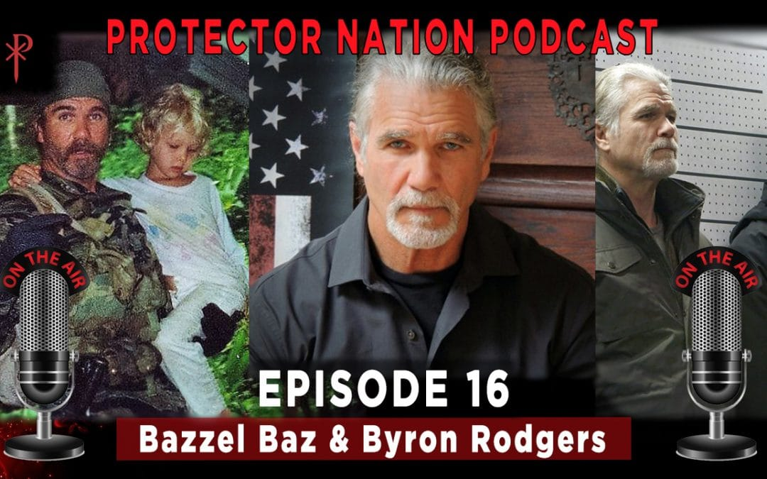 Protector Nation Podcast EP16: A Servant