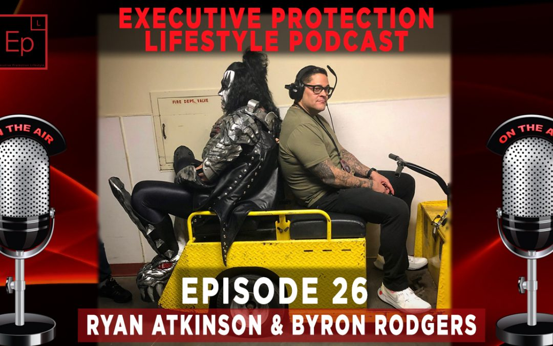 Executive Protection Lifestyle Podcast EP26: The Game is Free Hustle Sold Separately