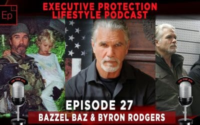 Executive Protection Lifestyle Podcast EP27: A Servant – Discretion is the greatest part of valor