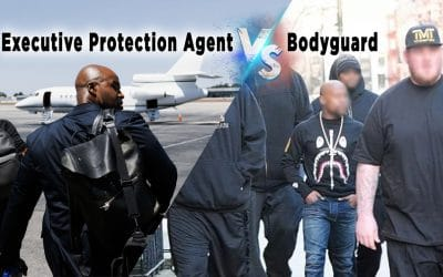 Bodyguard VS Executive Protection Agent