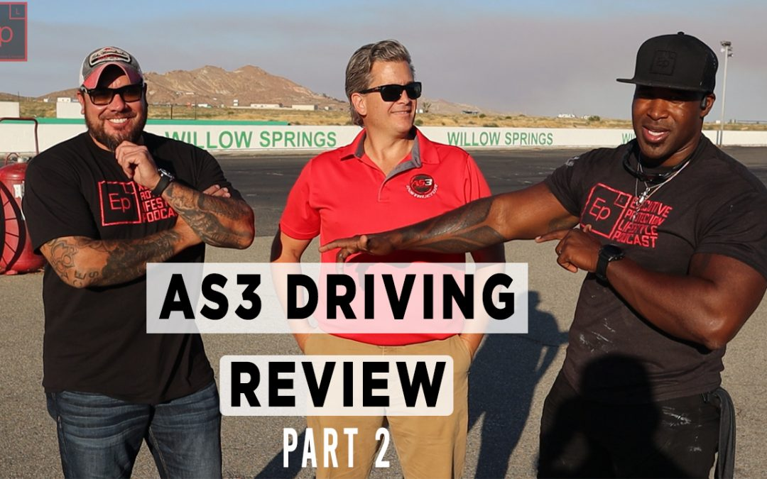 AS3 Driving Review – Part 2 (TACTICAL DRIVING)