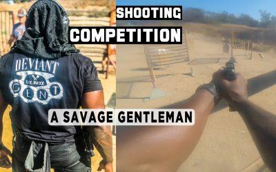 Shooting Competition – A Savage Gentleman