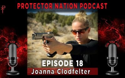 Protector Nation Podcast EP18: Build Yourself Up
