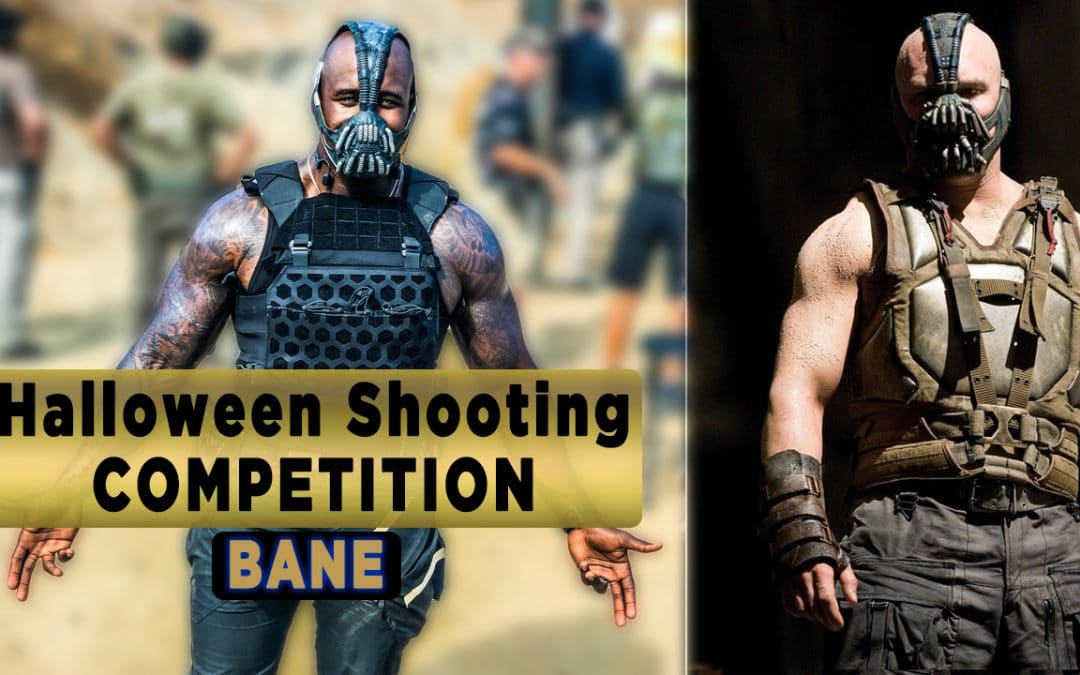 Halloween Shooting COMPETITION (Bane)