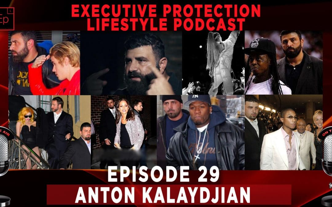 Executive Protection Lifestyle Podcast EP29:  Earn Your Respect