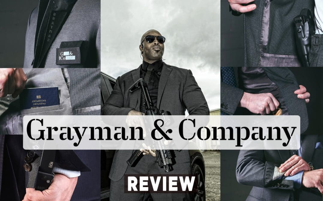 Grayman & Company (TACTICAL SUIT) Review