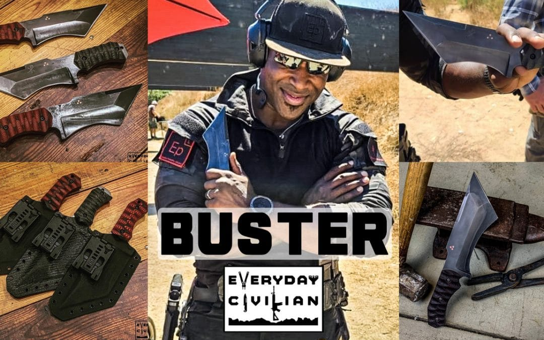 Buster (Knife Review)