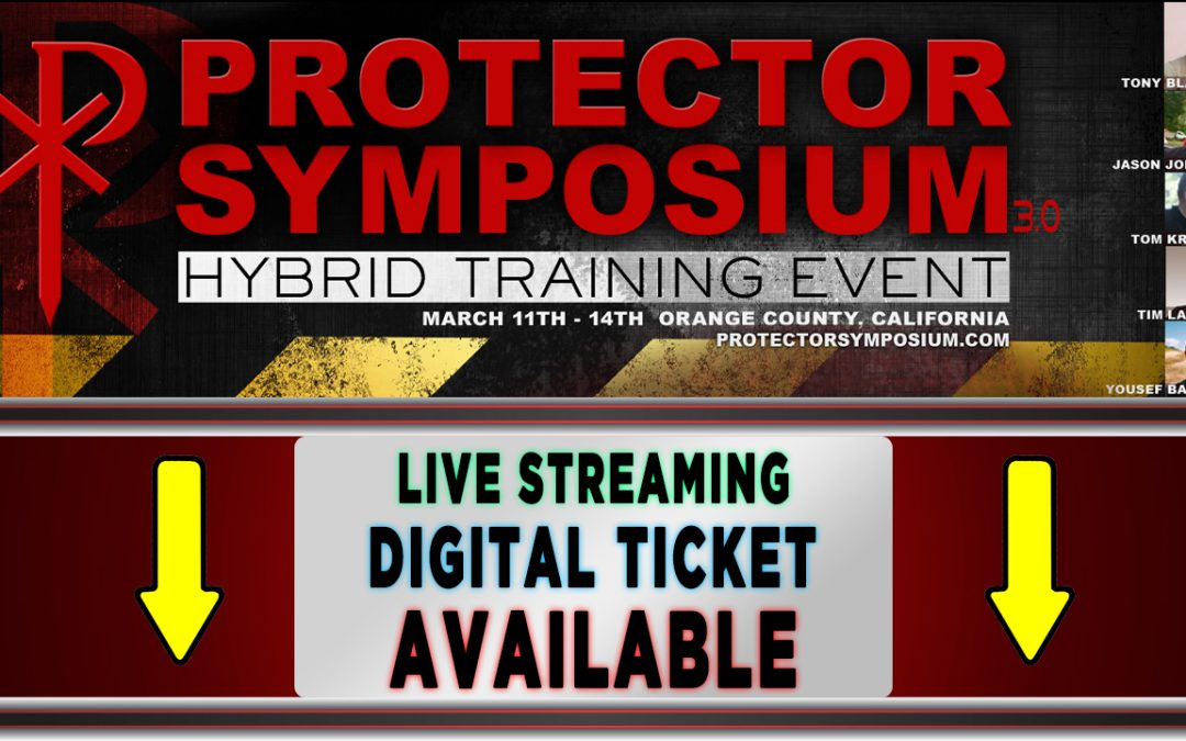 ⚜️Protector Symposium 3.0 (DIGITAL TICKET AVAILABLE!)