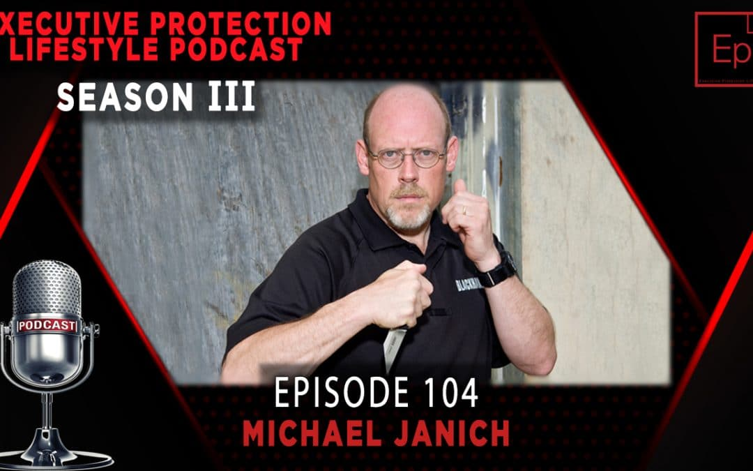 Season 3 Episode 104: Self Defense Starts With Self