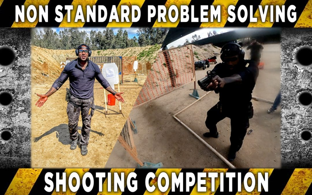 Non-Standard Problem Solving – 🔥Shooting Competition🔥