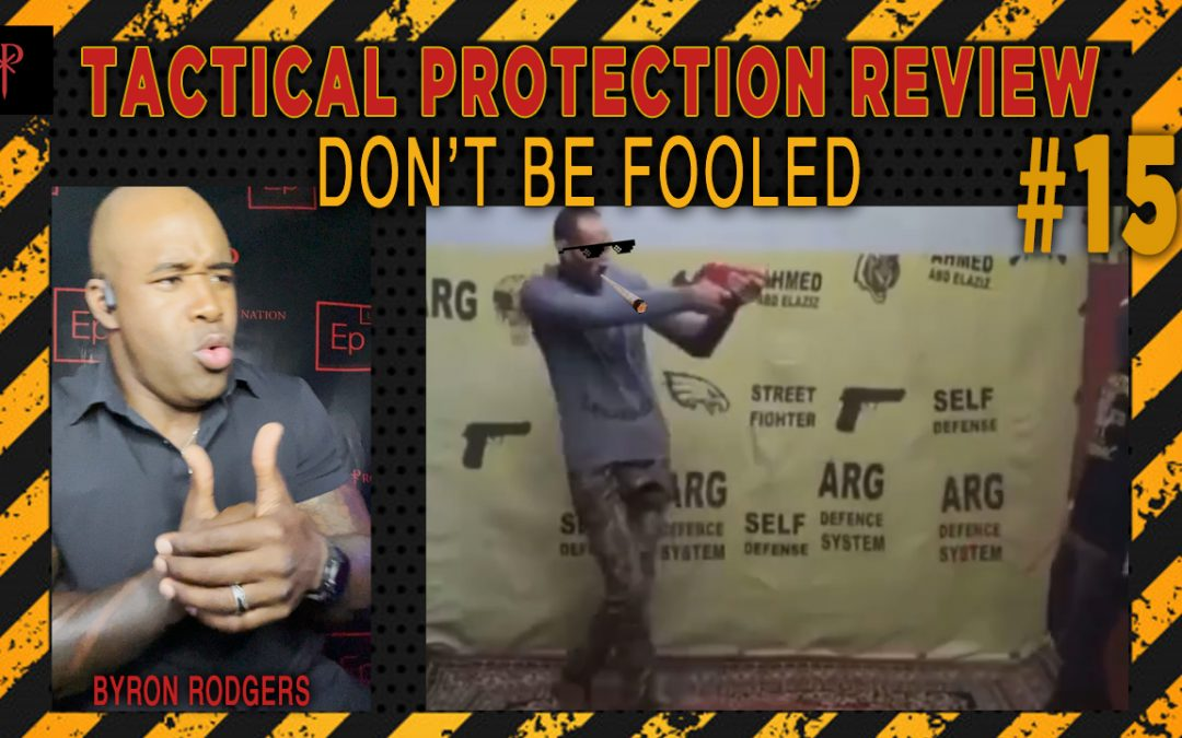 ⚜️Tactical Protection Review #15⚜️ [Don't Be Fooled]
