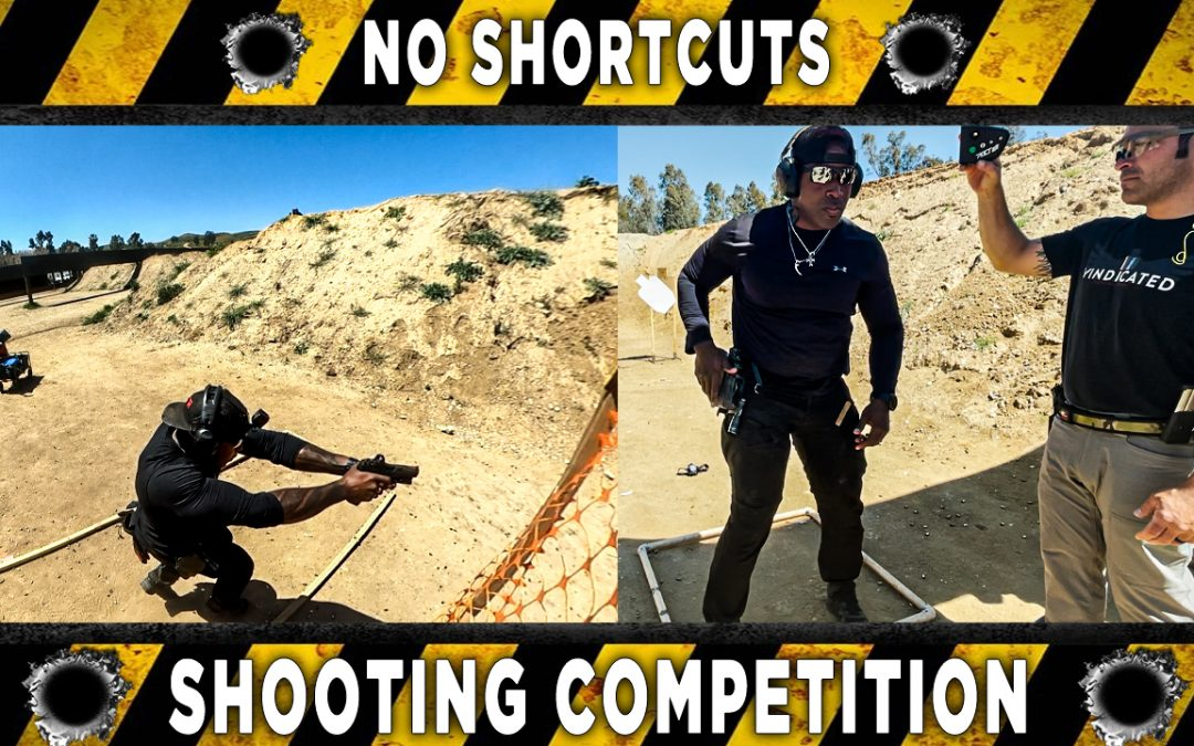 No Shortcuts – Shooting Competition🔥