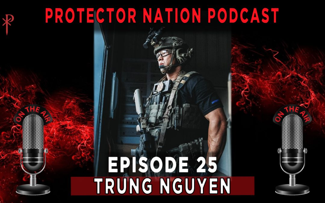 Protector Nation Podcast EP25: Serve Your Community