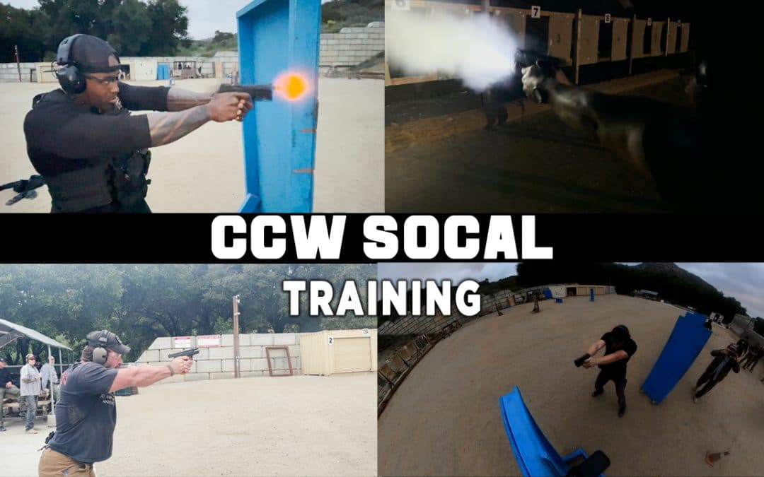 CCW Socal Training (Shooting Competition)