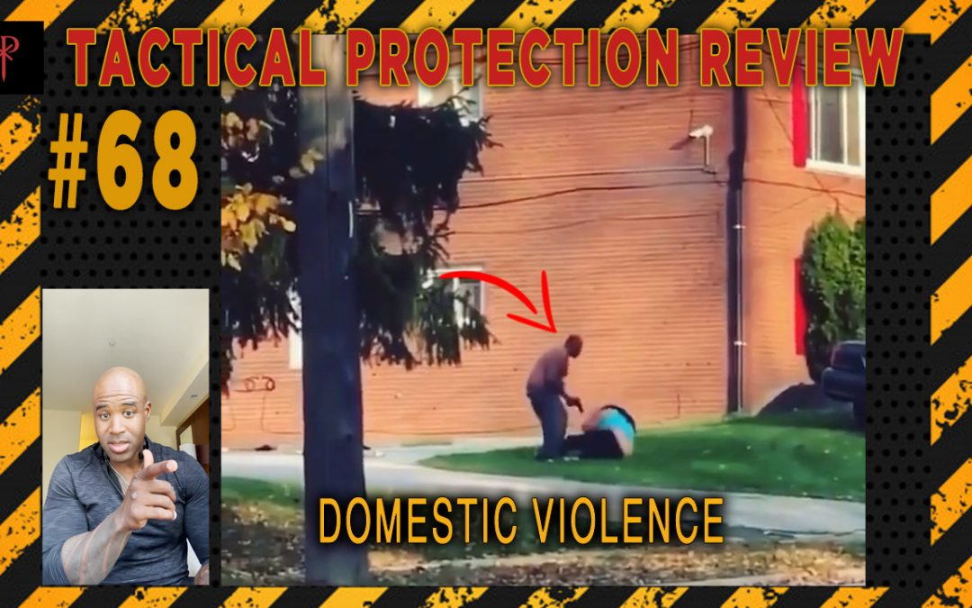 Domestic Violence – Tactical Protection Review