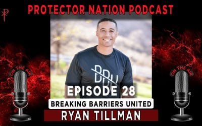 Protector Nation Podcast EP28: Breaking Barriers United