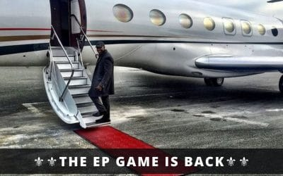 The EP game is back!