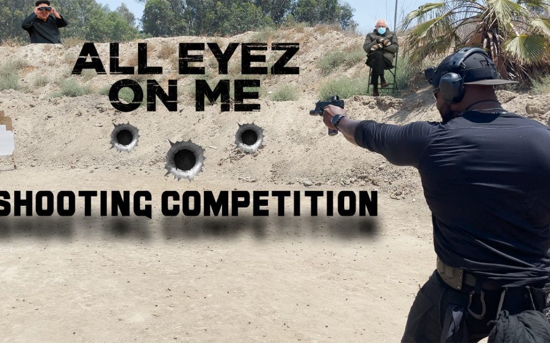 """Shooting Competition """"All Eyes on Me"""""""