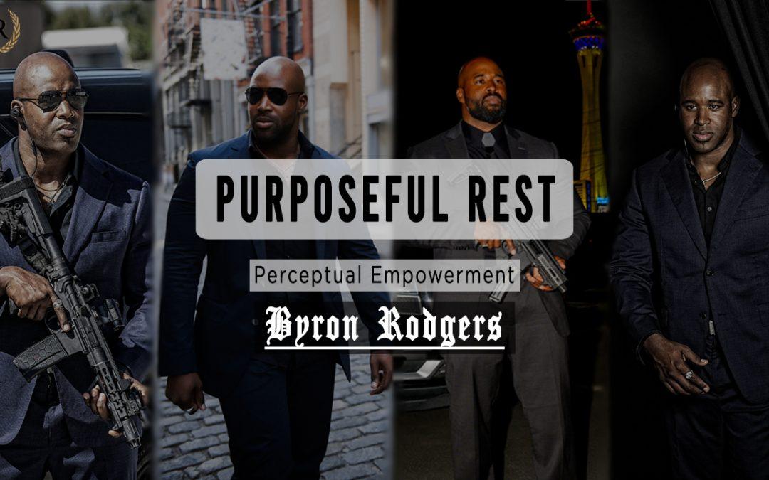 Purposeful Rest