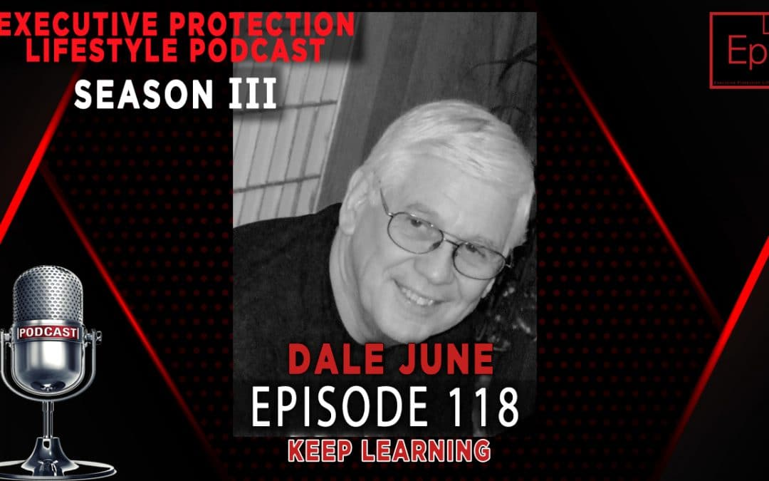 Dale June – Keep Learning (EPL Season 3 Podcast EP118 🎙️)