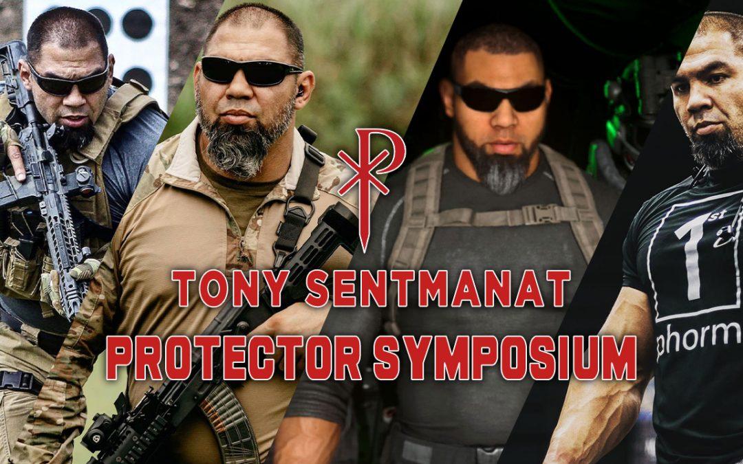 Tony Sentmanat at Protector Symposium 4.0