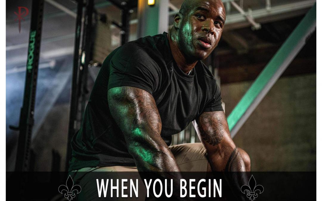 When You Begin
